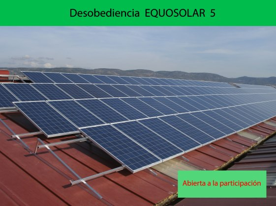 Desobediencia Equosolar 5